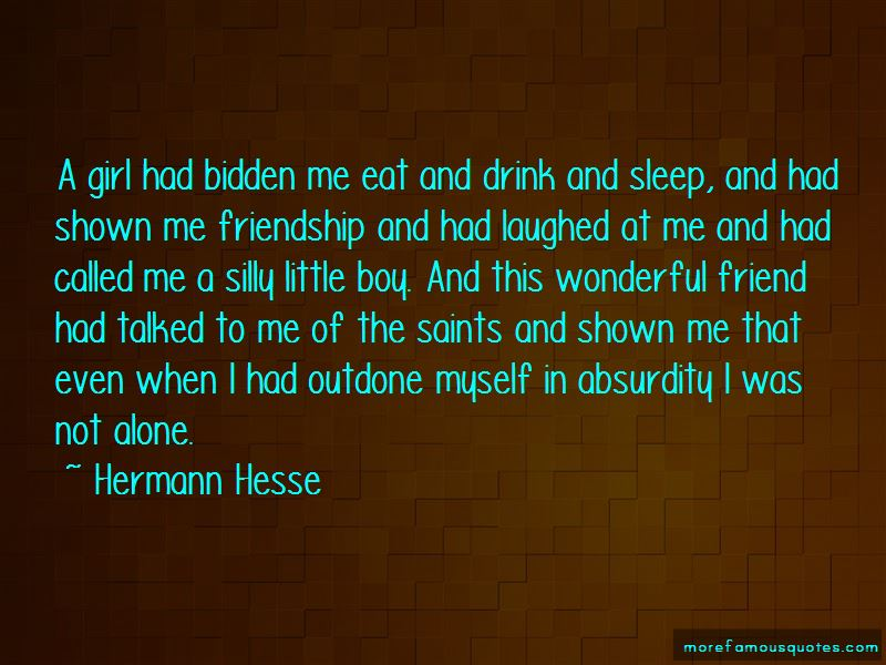 Quotes About Friendship Boy And Girl