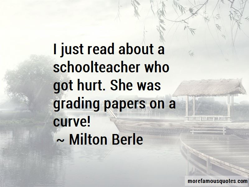 Quotes About Grading Papers