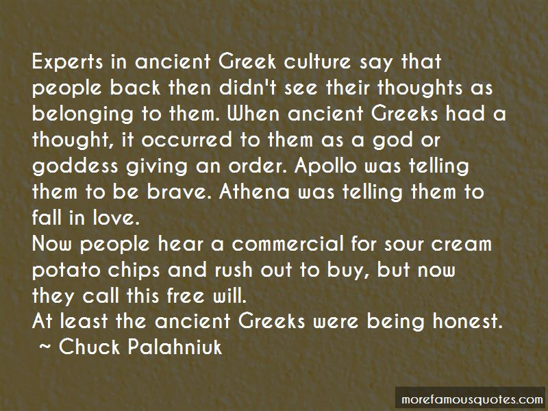 Greek Culture Quotes Pictures 3