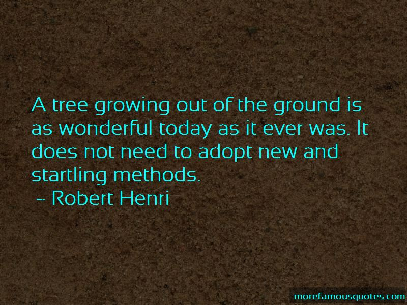 Quotes About Growing A Tree