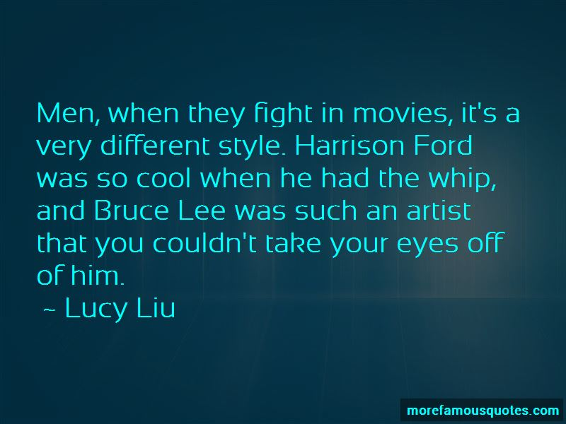 Quotes About Harrison Ford