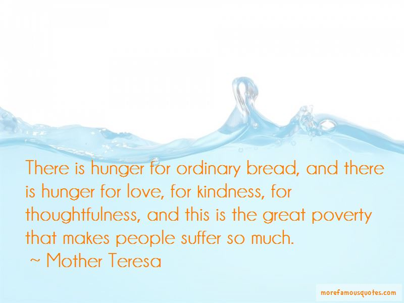 Hunger For Love Quotes Pictures 2