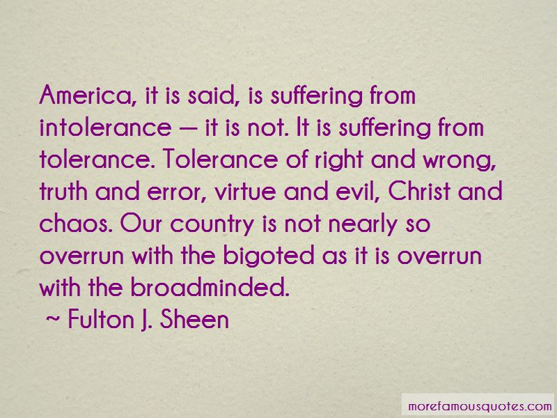 Intolerance Quotes Pictures 4