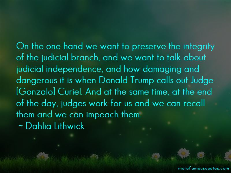 Judicial Branch Quotes Pictures 2