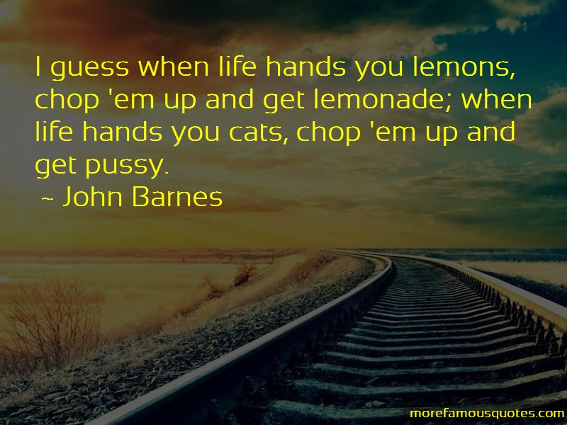 Quotes About Life Hands You Lemons