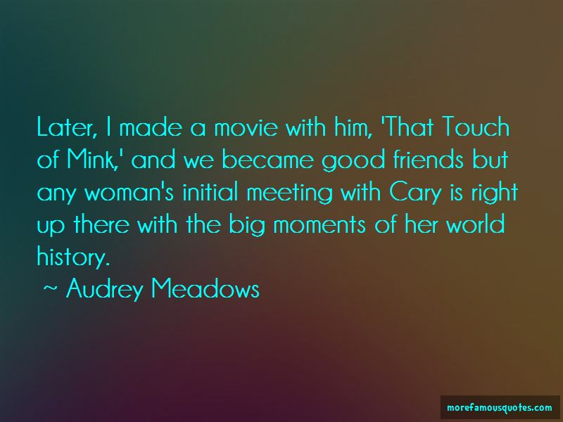 Meeting Good Friends Quotes Pictures 2