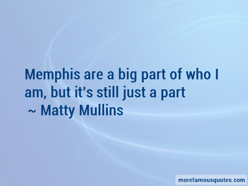 Quotes About Memphis Tn