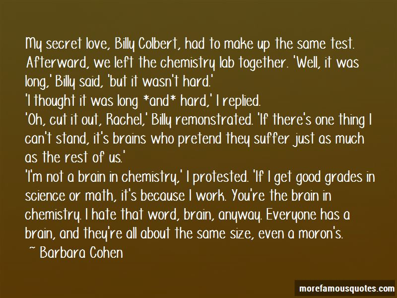 Quotes About My Secret Love