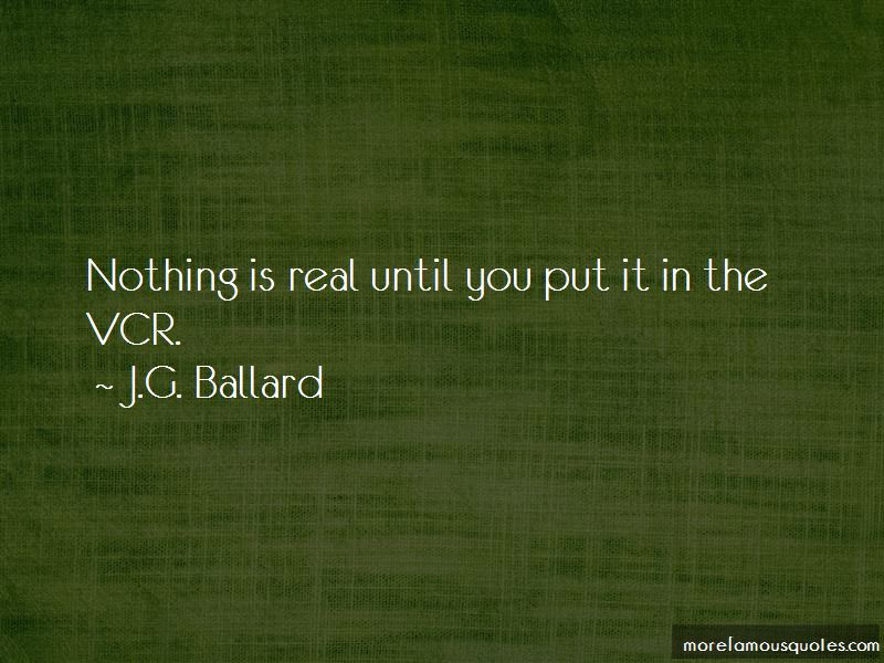 Quotes About Nothing Is Real