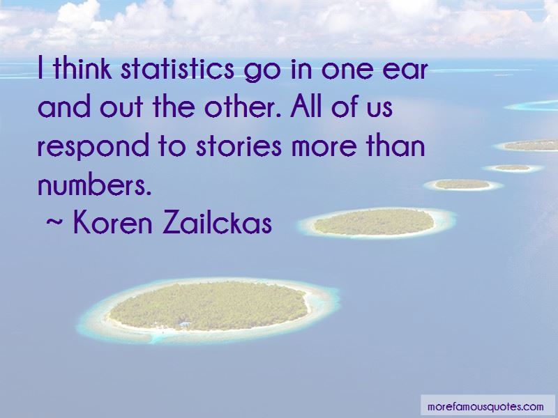 Numbers And Statistics Quotes Pictures 3
