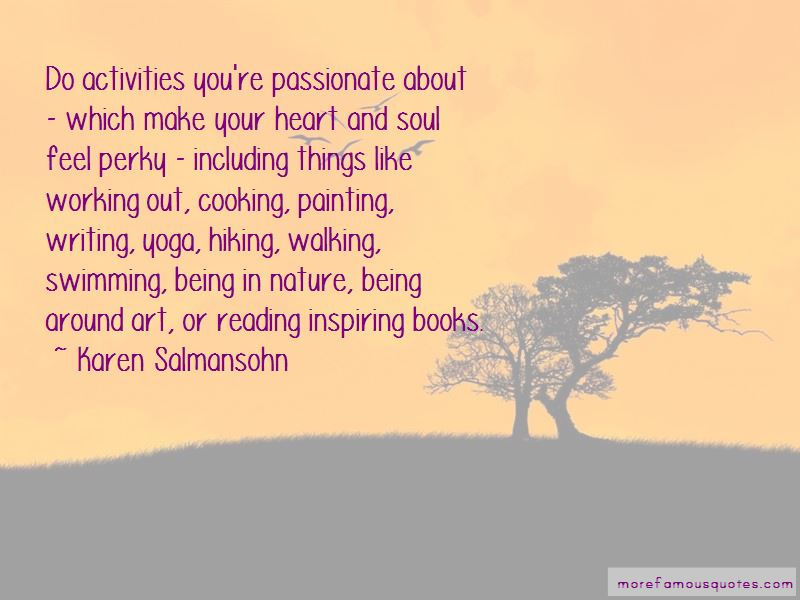 Quotes About Passionate Cooking: top 8 Passionate Cooking