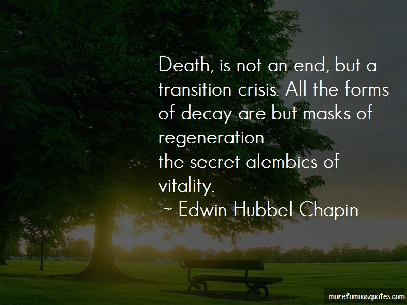 Quotes About Regeneration