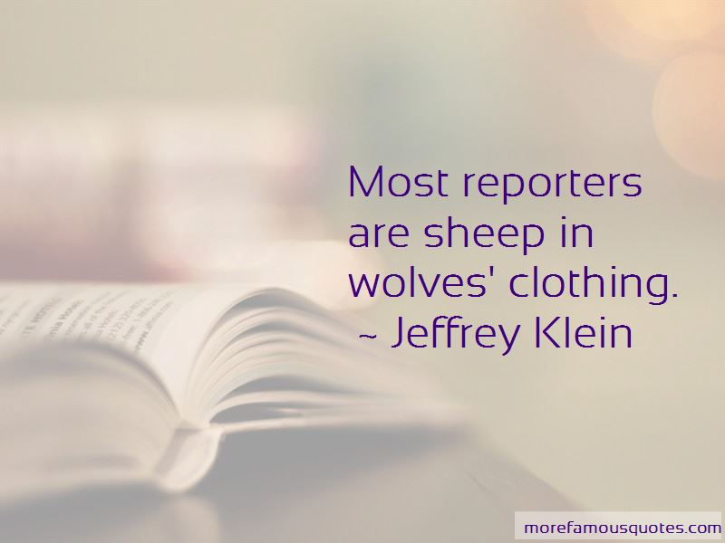 Quotes About Sheep In Wolves Clothing