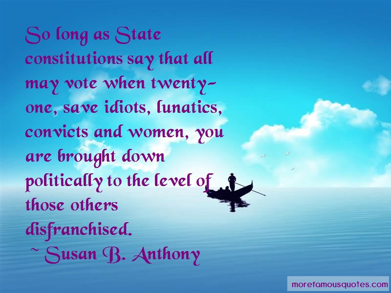 Quotes About State Constitutions