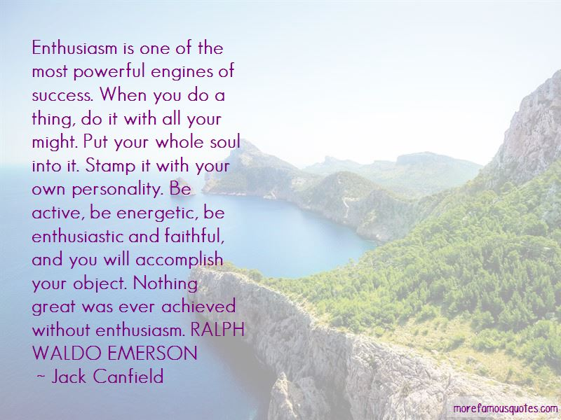 Quotes About Success Emerson