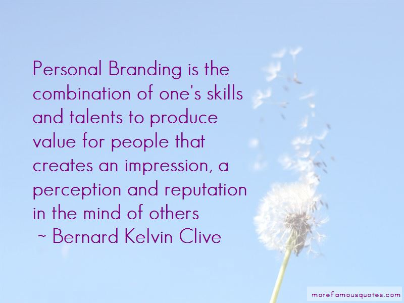 The Value Of Branding Quotes Pictures 2