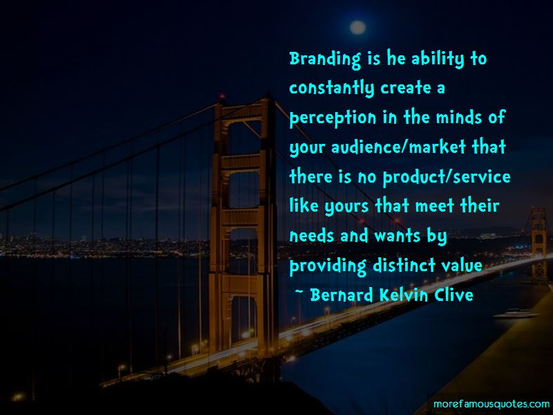 Quotes About The Value Of Branding