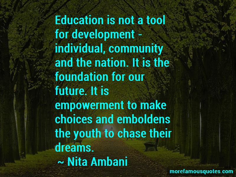 Quotes About The Youth Empowerment