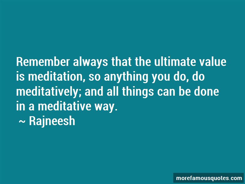 Things You Value Quotes Pictures 4