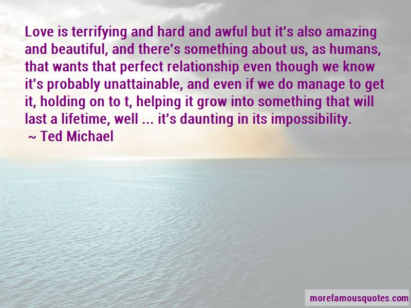 Quotes About Unattainable Love