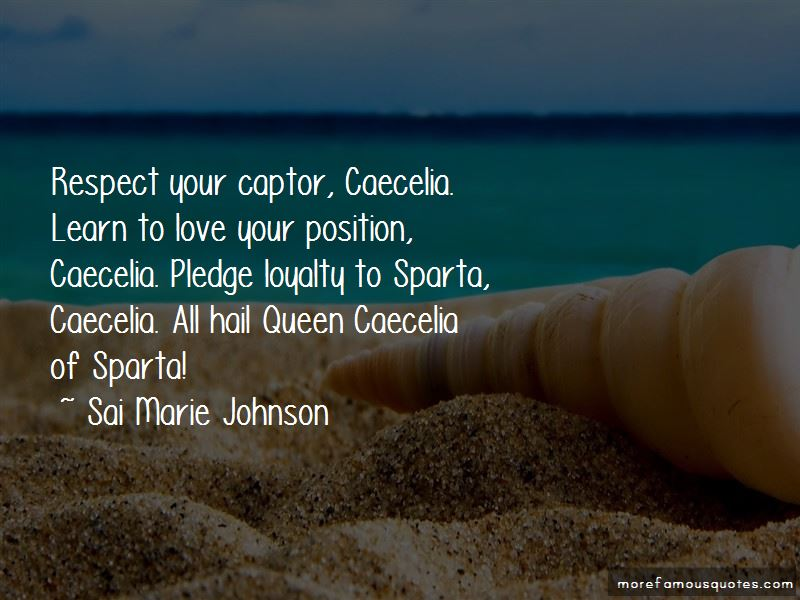 Respect Loyalty Love Quotes