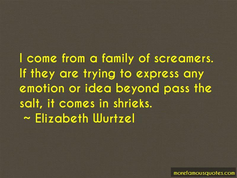 Screamers Quotes