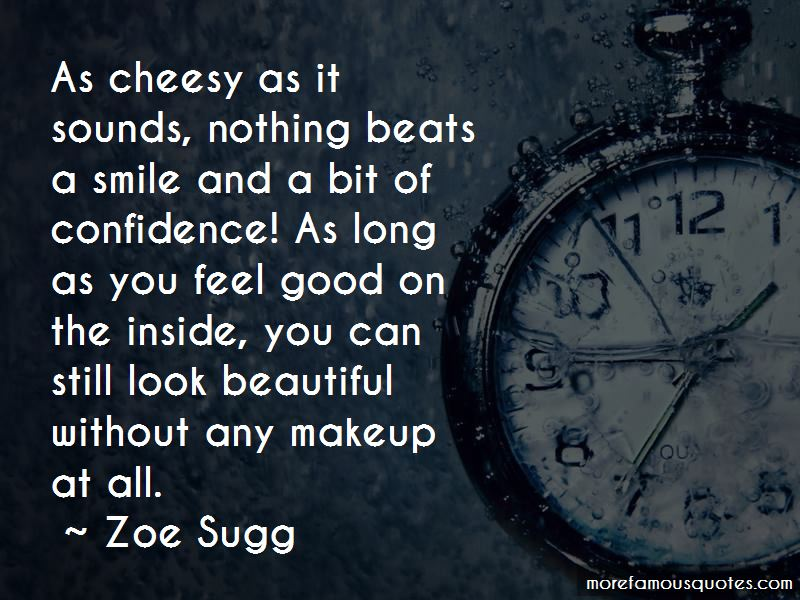 You Look Beautiful Without Makeup Quotes: top 1 quotes about ...