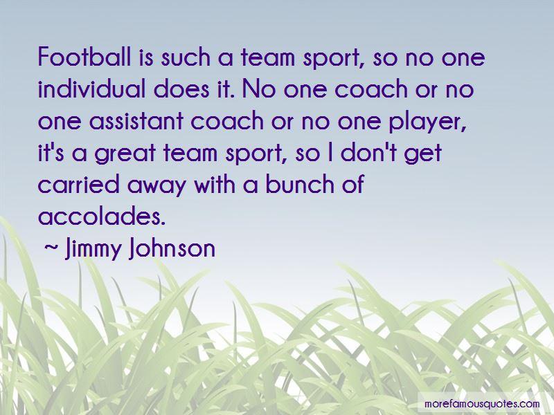 Assistant Coach Quotes