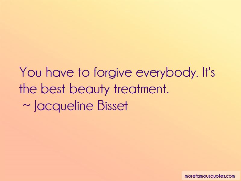Beauty Treatment Quotes