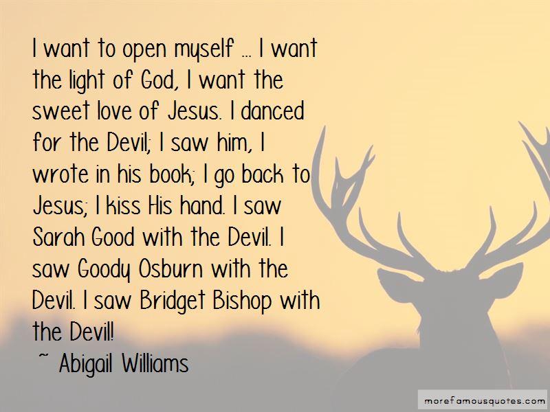 Bridget Bishop Quotes