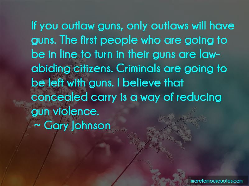 Concealed Guns Quotes