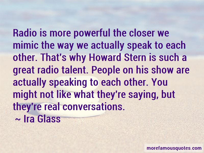 Howard Stern Show Quotes Pictures 4