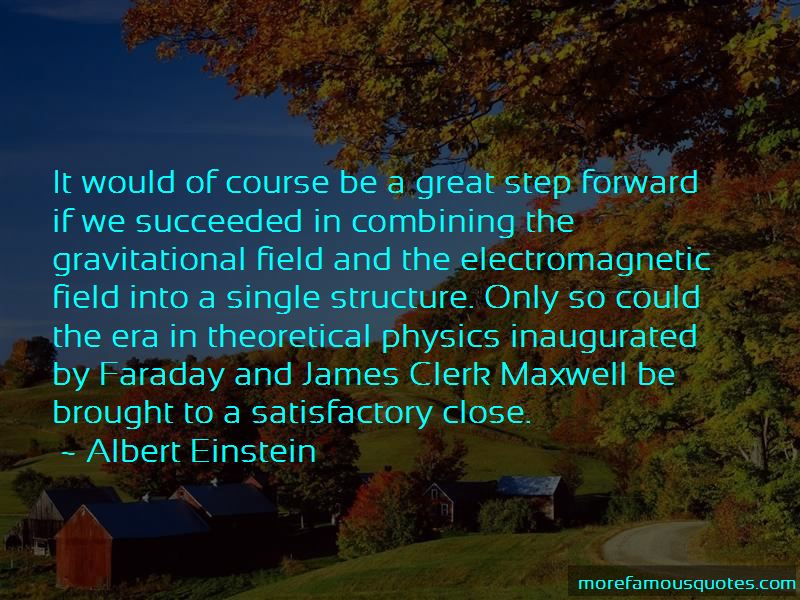 James Maxwell Clerk Quotes
