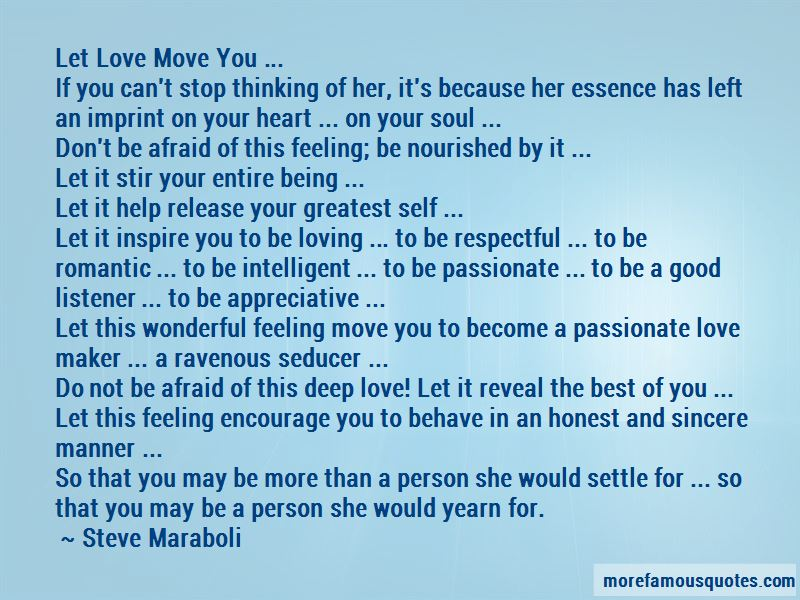 Love Imprint Quotes