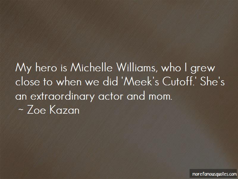 Meek's Cutoff Quotes