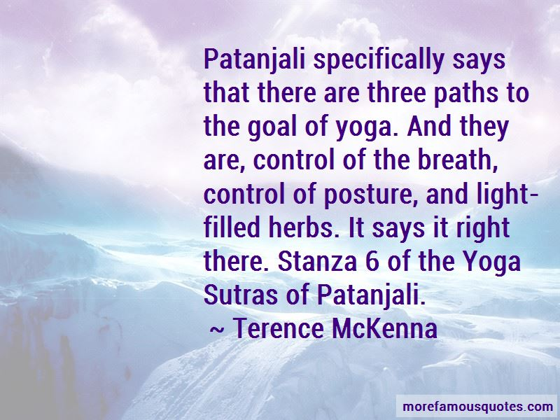 Patanjali Sutras Quotes