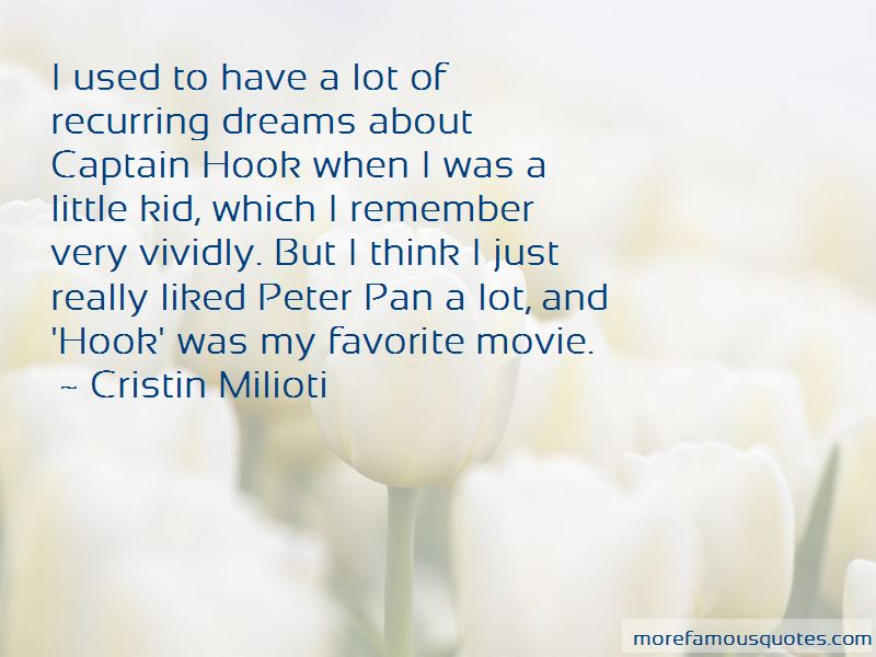 Peter Pan Movie Quotes