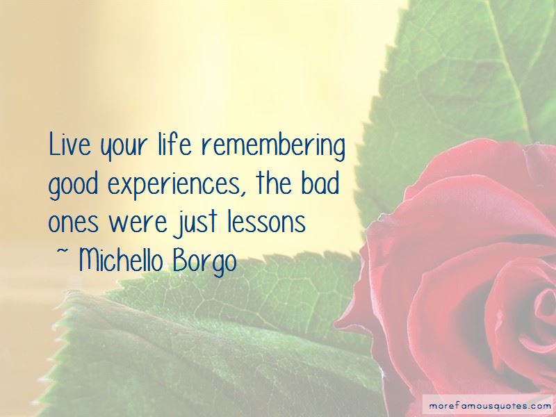 Quotes About Bad Experiences In Life Top 29 Bad Experiences In Life