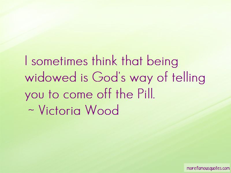 Quotes About Being Widowed