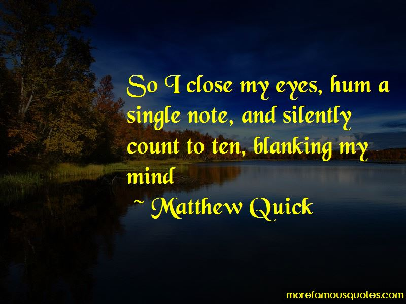 Blanking Quotes Pictures 4
