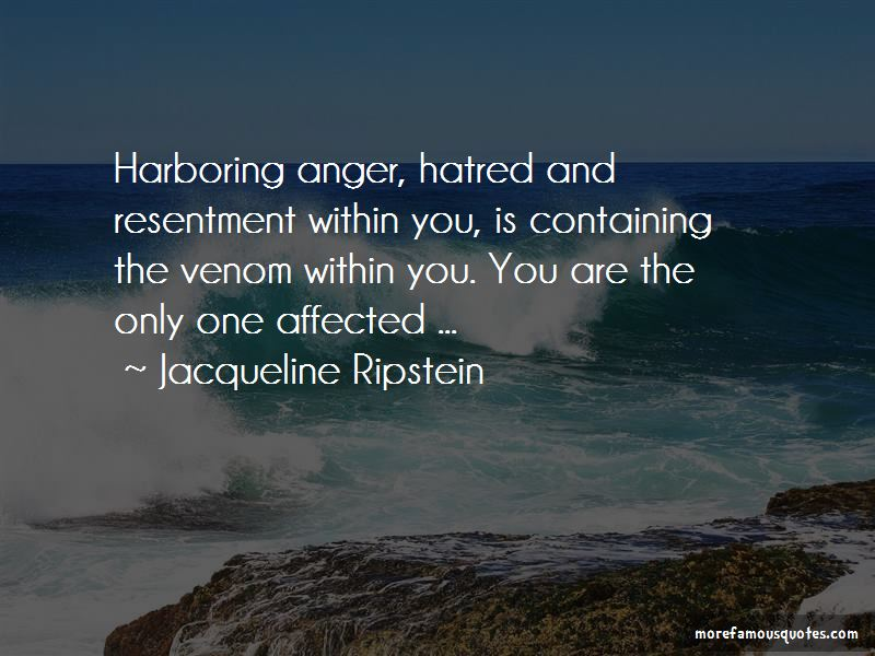 Quotes About Containing Anger