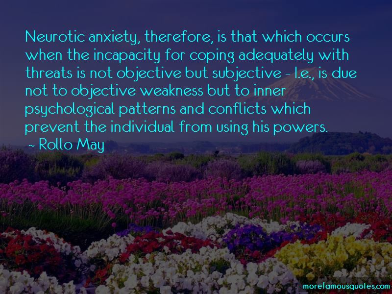 Coping With Anxiety Quotes Pictures 2