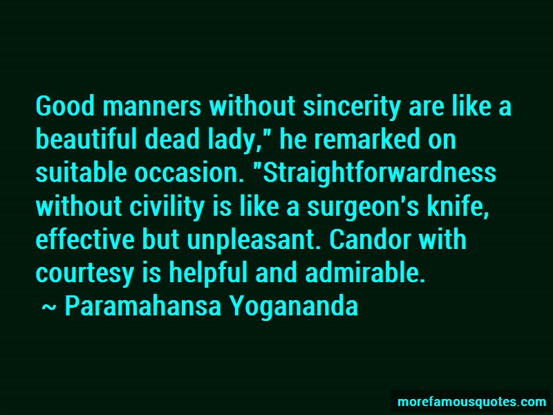 Courtesy Manners Quotes Pictures 4