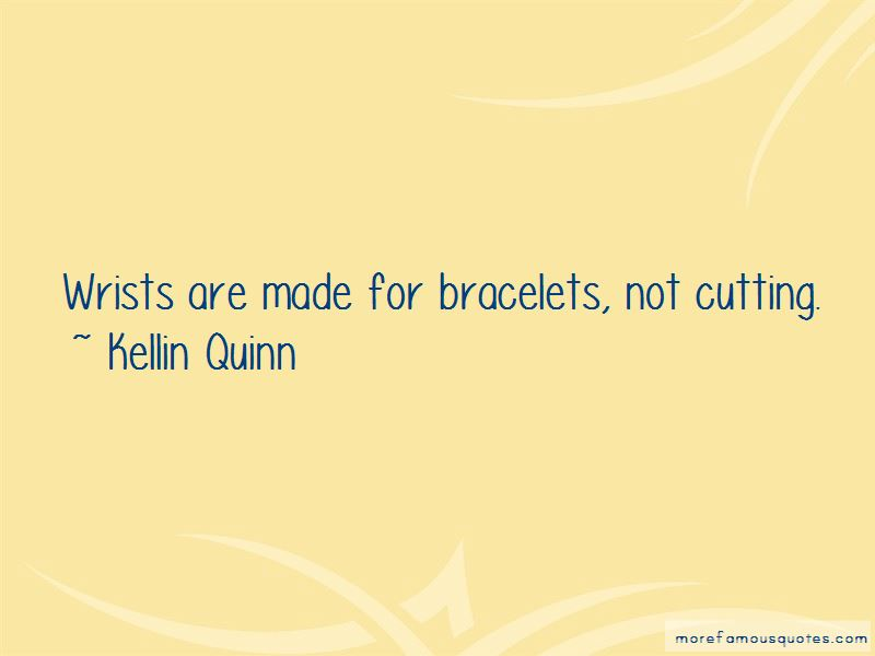 Cutting Wrists Quotes Pictures 2