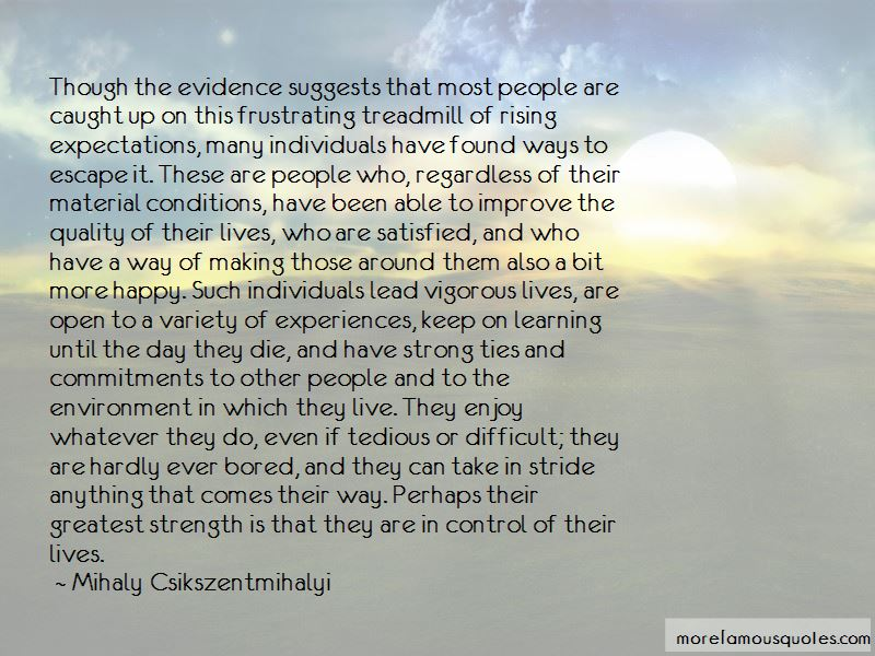 Experiences Making Us Who We Are Quotes Pictures 4