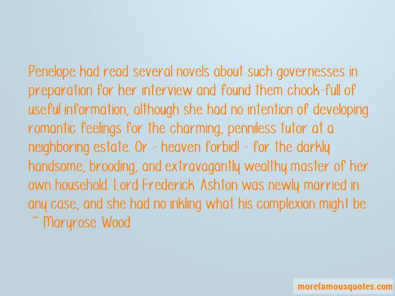 Quotes About Frederick Ashton
