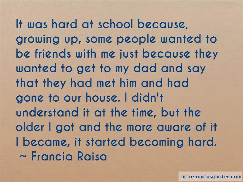 Quotes About Friends And Growing Older