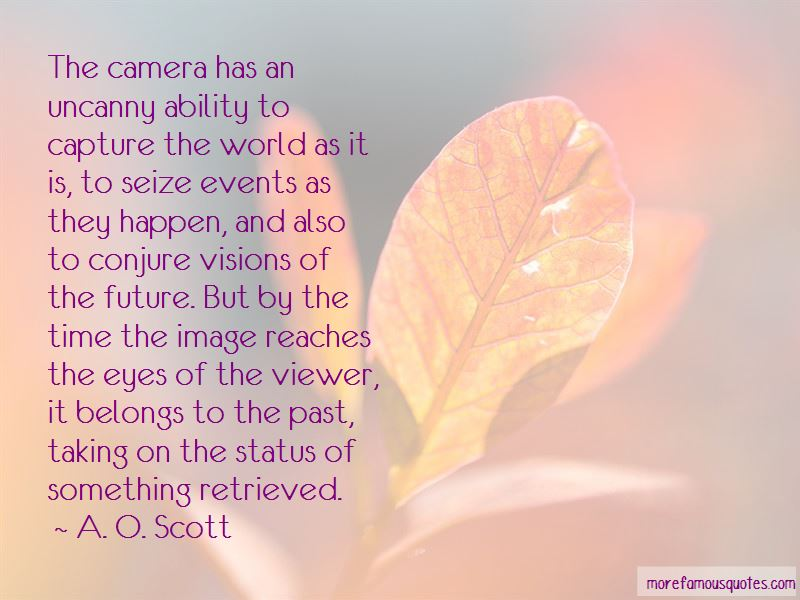 Quotes About Future And Eyes