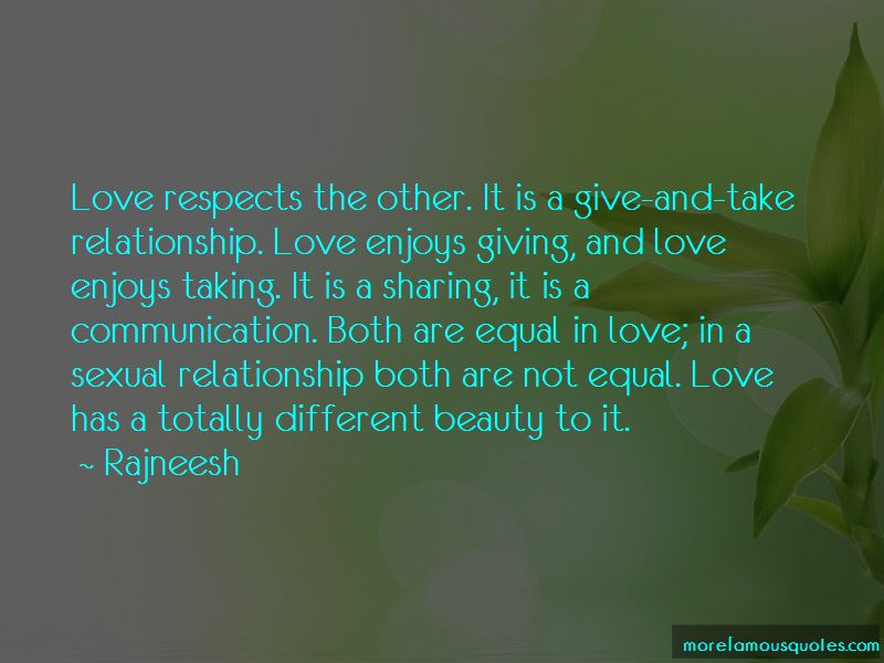 Quotes About Giving And Love: top 48 Giving And Love quotes ...