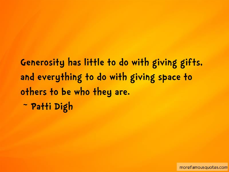 Quotes About Giving Space: top 47 Giving Space quotes from